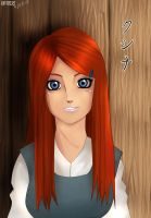 Kushina redhaired Beauty by harukralle