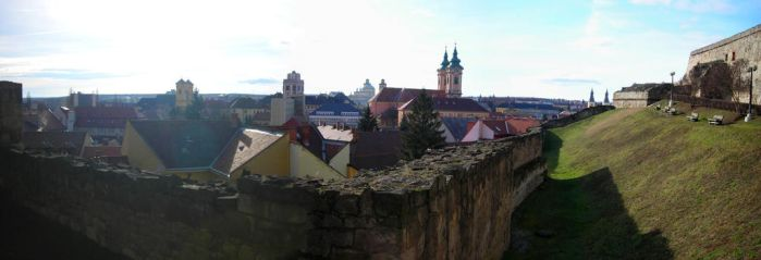 a sunny day in eger by sakaali