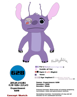 Experiment 628 Reference Sheet by MarkKB