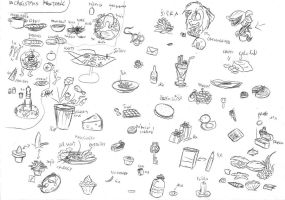List of ideas for Fimo miniatures by Angi-Shy