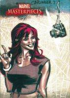 Mary Jane Watson Parker by kickstandkid78