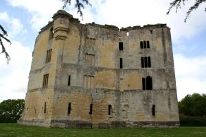 Old Wardour Castle 30 by GothicBohemianStock