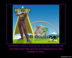 Katamari Demotivational by TheWhiteKittenMaria
