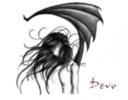 The Devil Is Emo by Malloriel