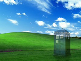 Tardis appear in its own field by truemouse
