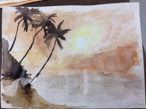 Random Watercolor Painting 2 by TheDrumMajor