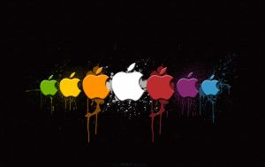 Classic Apple Wallpaper by CoDGuy