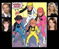 Power Pack Movie by Lordwormm