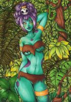 Jungle fever by Forunth