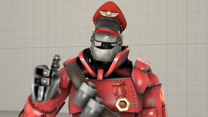 [Model editing] Jaw-moving Robot Soldier by MarcoMetalWolf