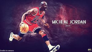Micheal Jordan Greatest of all Time by assasinsilent