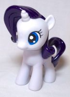 Filly Rarity Custom Toy by CadmiumCrab