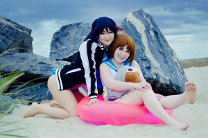 Summer fun in the summer sun!!!! - Kill la Kill by Mostflogged