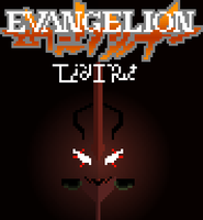 EVANGELION: Third Impact (Logo) by DanYeomans