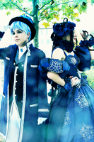 Paradise Kiss by drwarumono