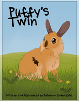 Puffy's Twin Story Book Cover by The-Hare