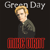 Mike Dirnt by Gabiton