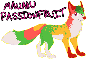 2012 Ref :: Maumu Passionfruit by starboat