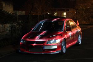Drippy Evo IX by tormitris