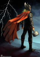 -Thor- by obsceneblue