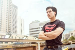 Superboy! by Caimekaze
