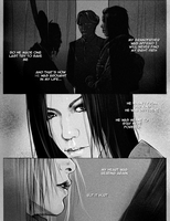 My flower the Gazette doujinshi ch1 page 3 by mittilla