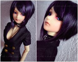 girl in black 03 by prettyinplastic