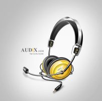Headphone by aslamcader