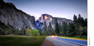 Half Dome by Furiousxr