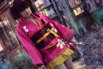 Mumei | Kabaneri of the Iron Fortress by thelittlesprout