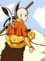 Aang by wei-long