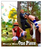 Merry Men in One Piece by OirokenoJutsu