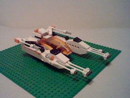 Larger Fighter Aircraft by DanteZX