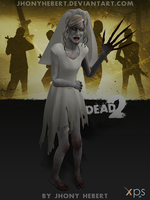 Witch Bride - Left 4 Dead 2 by JhonyHebert