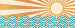 Minimalist Ukiyo-E Header by emerazea