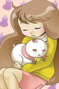 Bee and Puppycat by Mistava