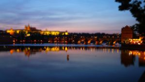 Charles Bridge Prague by GavriilV