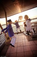 Hetalia - Jump by Bakasteam
