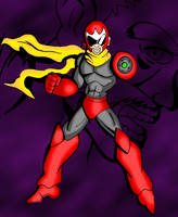 Protoman: Super Fighting Robot by Nicolas-Witthoeft