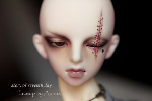 Face up49 by ymglq