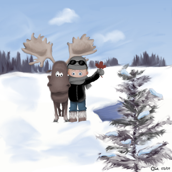 Petitroll in Canada by moustic