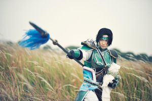 [ Dynasty Warriors 8 ] Zhao Yun by NikYan