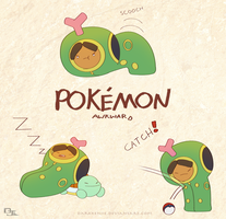 Pokemon Awkward: Caterpie-j's