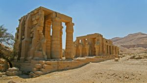 Ramesseum by francis1ari