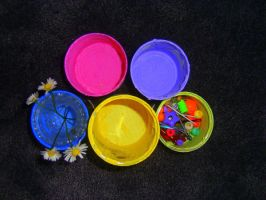 Paint Tins by bec66ky