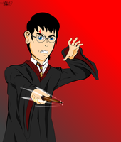 Harry Potter by superskeetospro