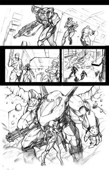 Starchaser Pencils Pg05 by Unstable117