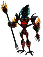 Animated The Fallen by AleximusPrime