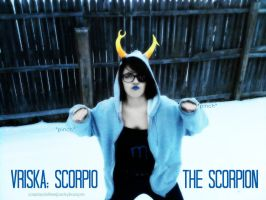 Vriska- Scorpio by PockyBoxxProductions