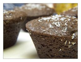 les muffins choco coco by jleosch